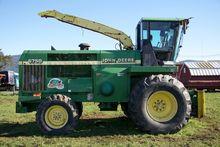 2000 John Deere 6750