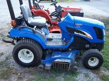 2007 New Holland TZ22A