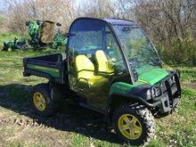 2012 John Deere XUV 825I GREEN