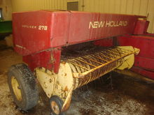 1974 New Holland 278