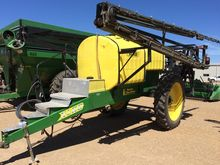 2012 Sprayer Specialty XLRD