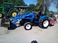 2009 New Holland TC40
