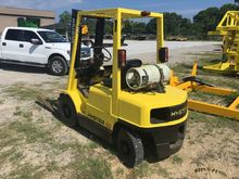 1997 Hyster H50XM
