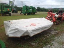 Used Kuhn GMD 700 in