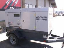 2013 Wacker Neuson G70