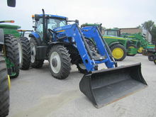 Used 2011 Holland T7
