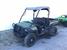 2013 John Deere 855D Olive and
