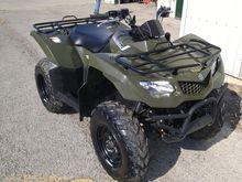 2014 Suzuki 400 KINGQUAD