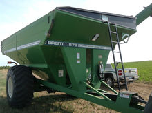 Used 2000 Brent 876