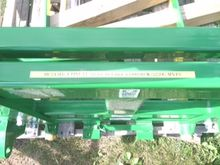 John Deere Bale Mover with Kick