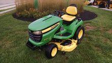 2008 John Deere X540