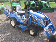 2009 New Holland TZ25DA