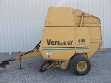 1996 Vermeer 605K
