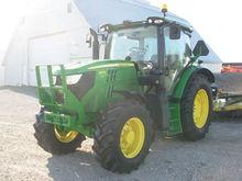 2011 John Deere 6115R