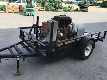 Used LISTER 15KW GEN