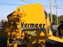 Vermeer 605XL Silage Accu-Bale