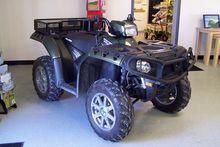2011 Polaris Sportsman 550 EFI