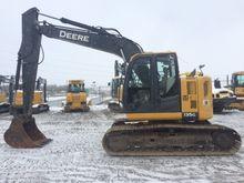 2013 John Deere 135G