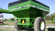 Used 2001 Brent 674