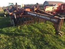 Used Hesston 2540 in