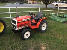 Used Yanmar FX13D in