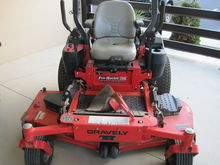 2010 Gravely PROMASTER 266