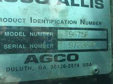 1996 AgcoAllis 9675