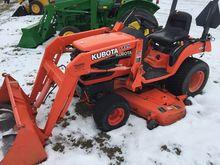 2003 Kubota BX2200