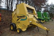Used Vermeer 605M in