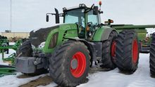 Used 2009 Fendt 936