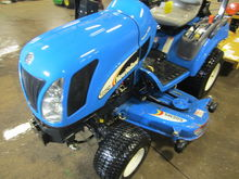 2006 New Holland TC25DA