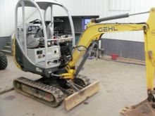 Used 2006 Gehl 153 i