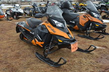 2013 Ski Doo MXZ X 600 E-Tec