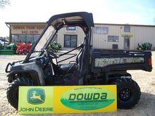 2014 John Deere XUV 855D OLIVE