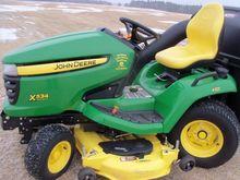 2011 John Deere X534