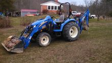 2008 New Holland Boomer 3040