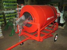 2011 Milestone Seed treater