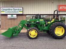 2016 John Deere 5065E