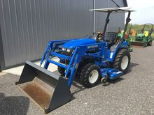 2001 New Holland TC18