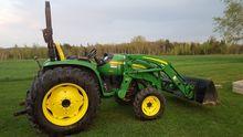 Used John Deere 4320