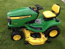 2006 John Deere X340