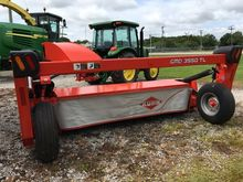 2015 Kuhn GMD3550TL Multi Disk