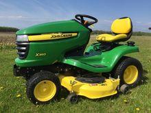 2011 John Deere X360