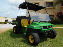 2013 John Deere ELECTRIC TE145