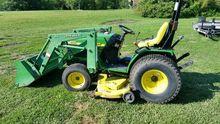 1999 John Deere 4100