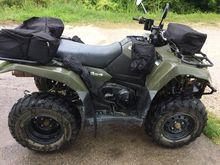 2013 Suzuki KING QUAD 400