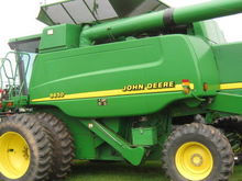 2000 John Deere 9650W