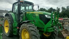 2013 John Deere 6150M