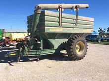 Used GRAIN KING 650