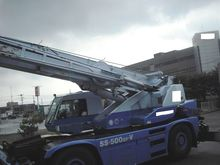 2000 KATO Rough Terrain Crane